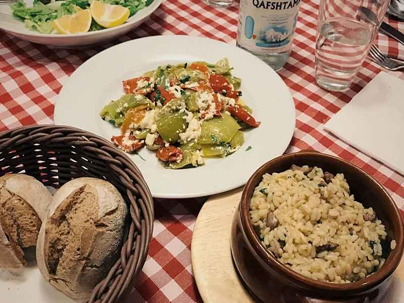Albanian-cuisine