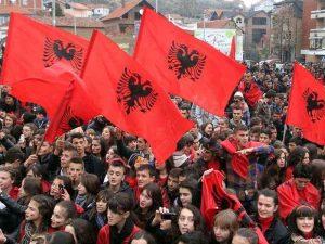 Albanian-population